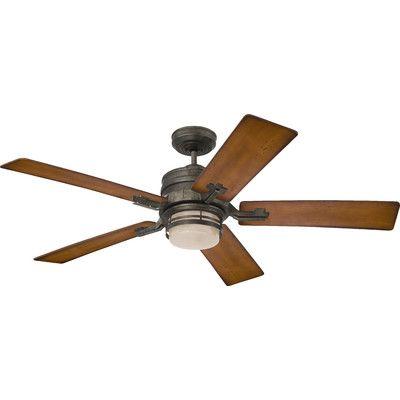 "Found it at Wayfair - 54"" Transitional Amhurst 5 Blade Ceiling Fan"