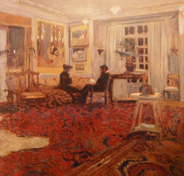 Edouard Vuillard VuillardHigh ArtArt InteriorsClassical