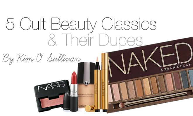 5 Cult Beauty Classics and their cheaper dupes