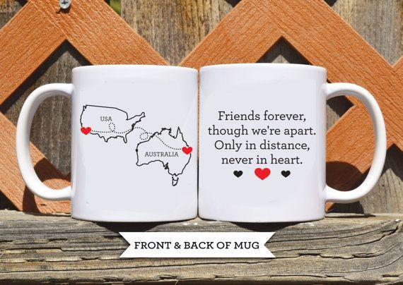 PERSONNALISÉ Mug à café en céramique  par TickledTealBoutique
