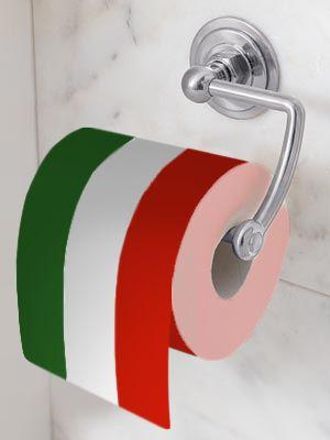 carta igienica tricolore