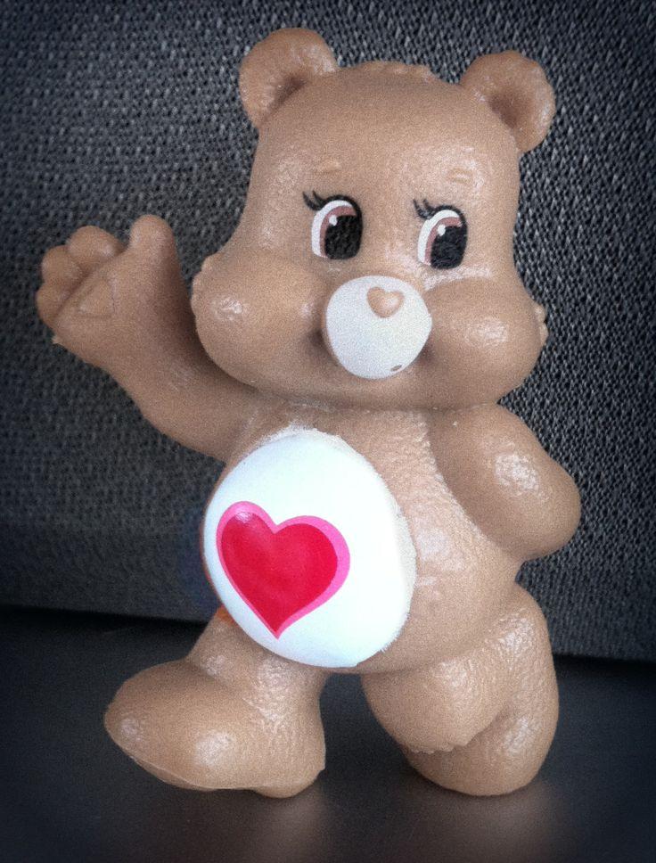 Orsetti del cuore, Hasbro, Care bears, Tenerorso