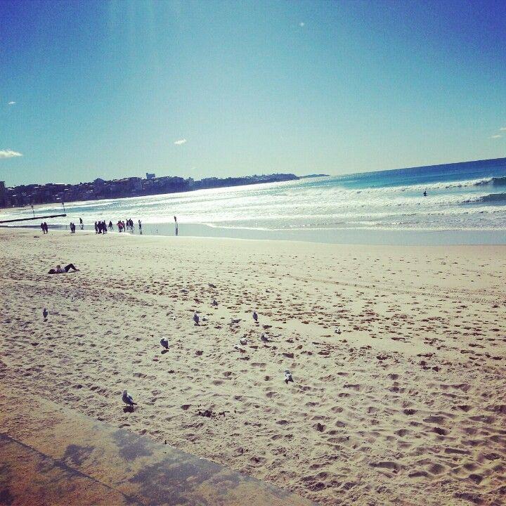 Manly beach. Australia