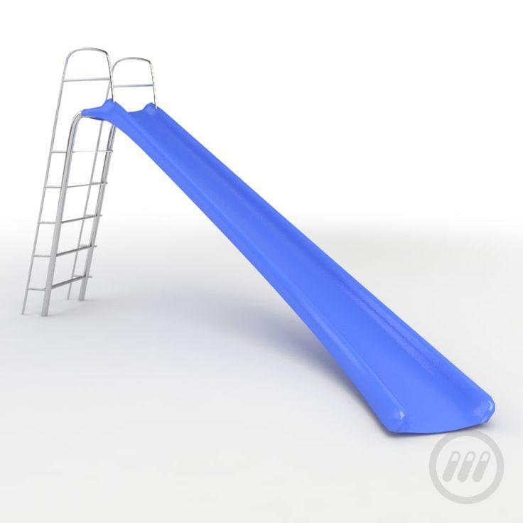 Plastic Playground 3D Model - 3D Model