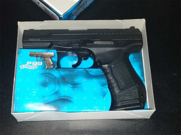 Walther P99 Umarex Softair