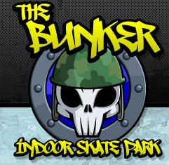 The Bunker Indoor Skatepark (Braeside)
