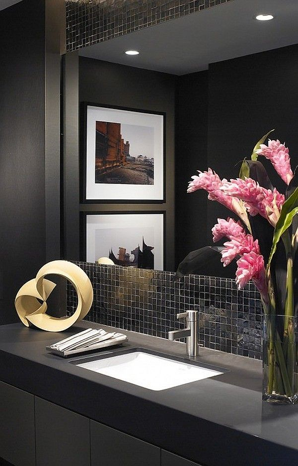 Guest Bathroom   Powder Room Design Ideas: 20 Photos Part 71