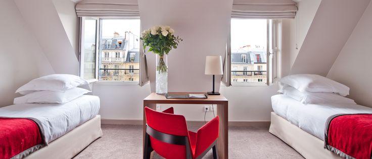 Hotel Paris Invalides - Hotel 4 étoiles Paris : découvrez la galerie photos de votre hôtel Le Tourville à Paris