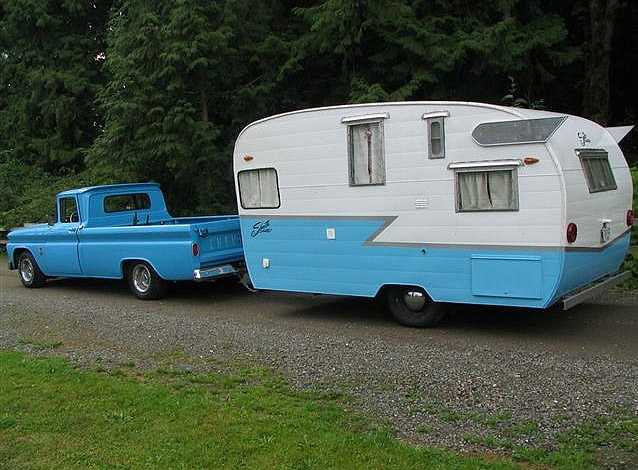 38 best images about vintage cars and caravans on pinterest campers shasta compact and tent. Black Bedroom Furniture Sets. Home Design Ideas