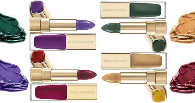 Dolce & Gabbana Sicilian Jewels, scopri ora l'intera collezione >> http://www.youglamour.it/dolce-e-gabbana-presenta-sicilian-jewels-collezione-make-up/