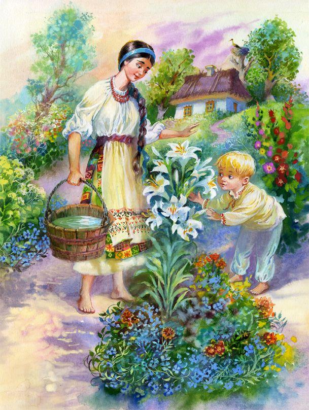 Закревская-Аникина Наталия | Иллюстрация Лелия, ил. 3.