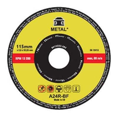 Prezzi e Sconti: #Dexter disco abrasivo a24rquality Ø 115 mm  ad Euro 3.05 in #Leroymerlin #Mole e dischi