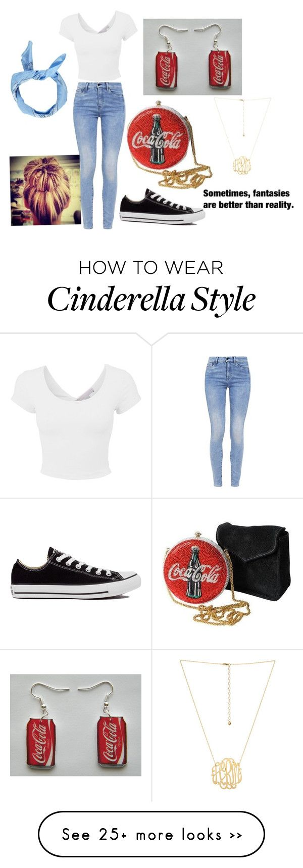 """""""Fantasy"""" by maegreilly on Polyvore featuring G-Star, Converse and Boohoo"""