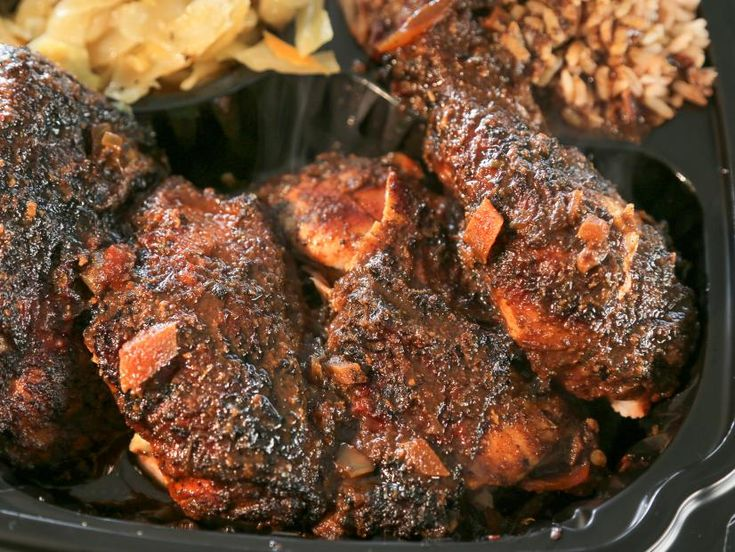 Enas signature spicy jerk chicken and jerk sauce recipe