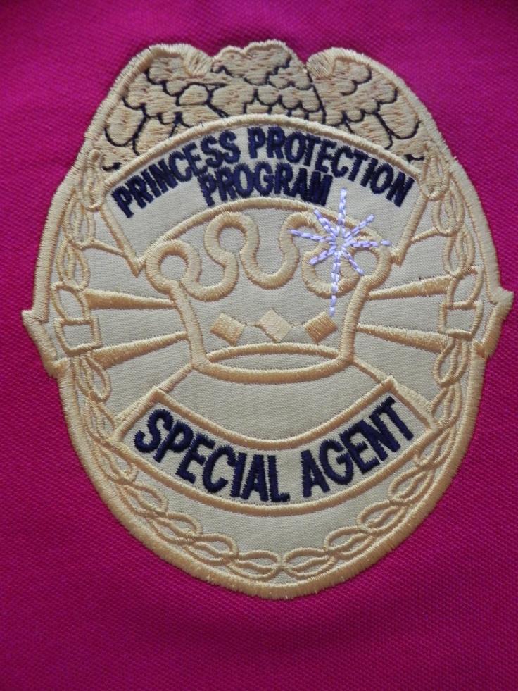Protection Princess Shirt Disney Program