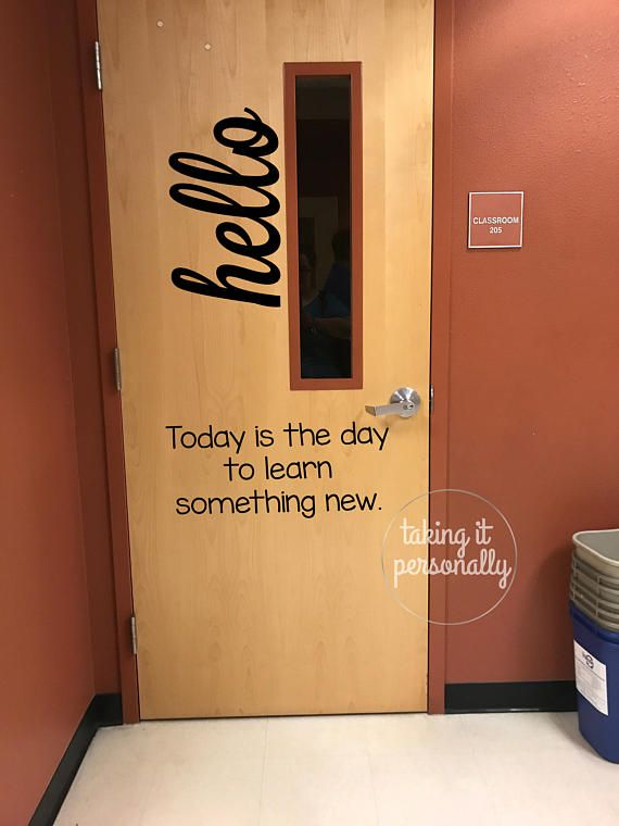 Classroom Decor Vinyl ~ The best welcome door classroom ideas on pinterest