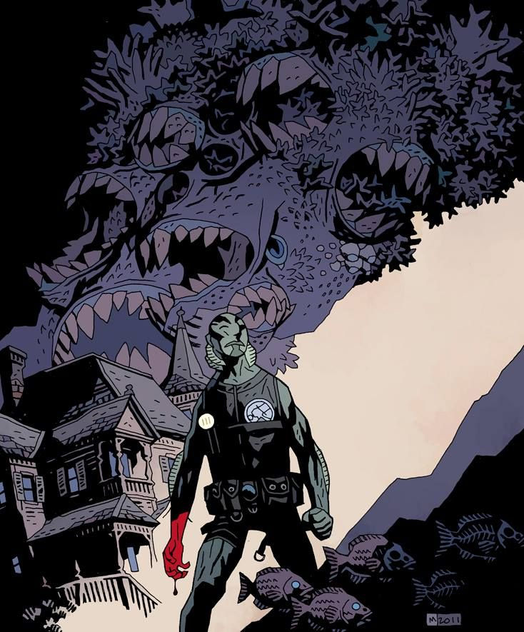 485 best images about *Artist: Mike Mignola on Pinterest ...