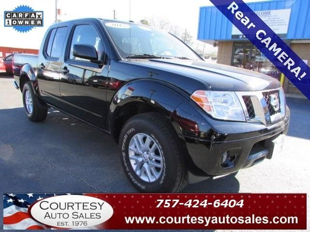 2015 NISSAN FRONTIER -- SUPER CLEAN 1-OWNER Crew-Cab With ONLY 7,598 MILES! -- Like NEW! -- INCLUDES REMAINDER Of Factory WARRANTY! -- CALL TODAY! * 757-424-6404 * FINANCING AVAILABLE! -- Courtesy Auto Sales SPECIALIZES In Providing You With The BEST PRICE On A USED CAR, TRUCK or SUV! -- Get APPROVED TODAY @ courtesyautosales.com * Proudly Serving Your USED CAR NEEDS In Chesapeake, Virginia Beach, Norfolk, Portsmouth, Suffolk, Hampton Roads, Richmond, And ALL Of Virginia SINCE 1976!
