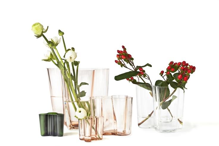 Alvar Aalto vases