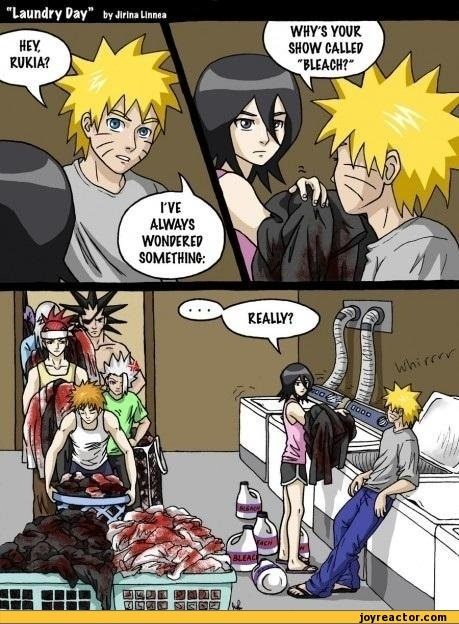 funny anime comics | always wondered something / funny pictures comics anime bleach / funny ...