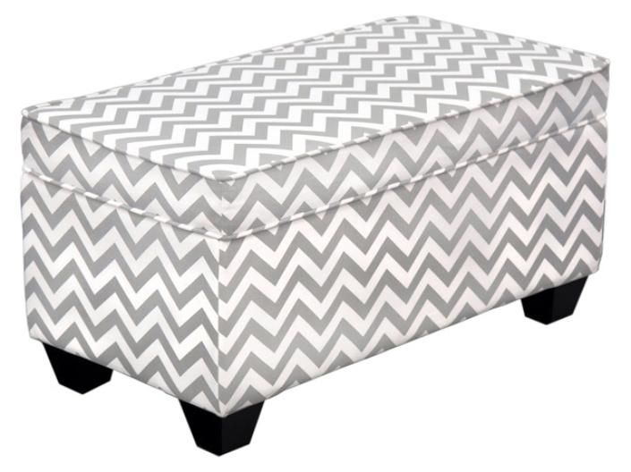 Our Favorite Chevron Home Decor Accessories Under $100 | The Vivant