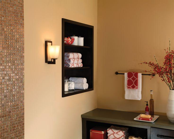Buy Feiss Clayton 4 Light Bath Vanity Fixture In Oil: 185 Best Wall & Vanity Lighting Images On Pinterest