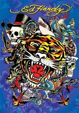 Ed Hardy Tiger