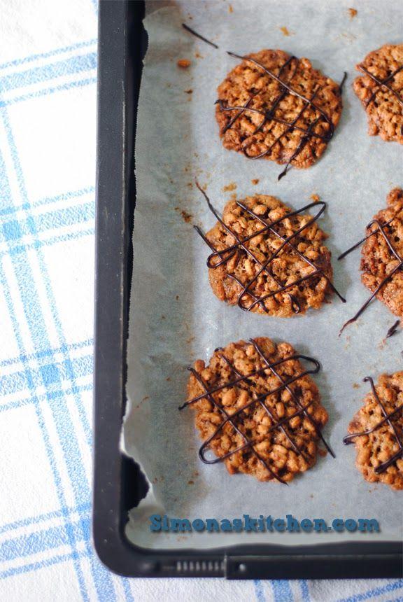 senza glutine, biscotti con avena, biscotti senza glutine, ricette biscotti senza glutine, avena soffiata, ricette con avena soffiata