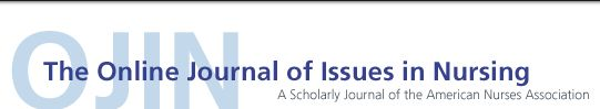 The Online Journal of Issues in Nursing-Peer reviewed online journal that addresses topics affecting nursing practice, research, and education