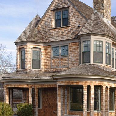 Modern shingle style architecture design ideas pictures for Modern shingle style architecture