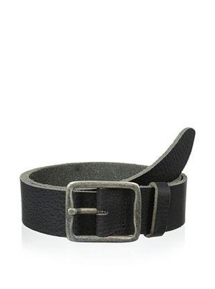 66% OFF Gordon Rush Men's Grainy Belt (Black)