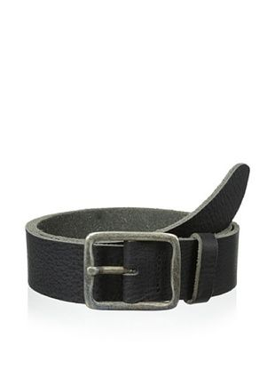 63% OFF Gordon Rush Men's Grainy Belt (Black)