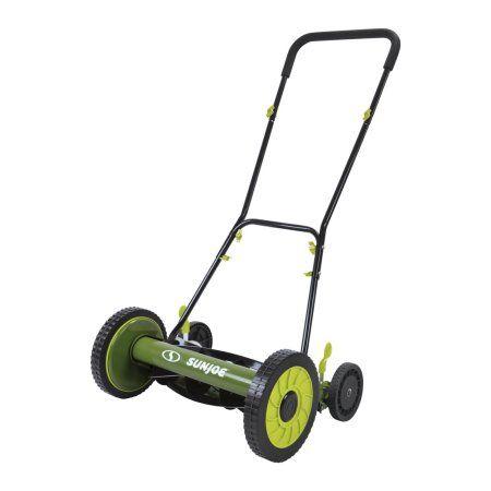 The 25 best manual lawn mower ideas on pinterest tennis play sun joe mj504m manual reel mower wo grass catcher 16 inch 9 fandeluxe Images
