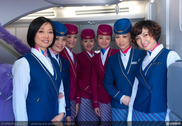 42 best safety cards images on pinterest safety for Korean air cabin crew requirements
