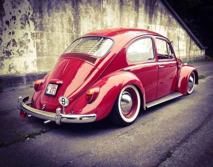 65 VW low down de batalla para el diario, rojo para poder prestártelo si te portas bien :)