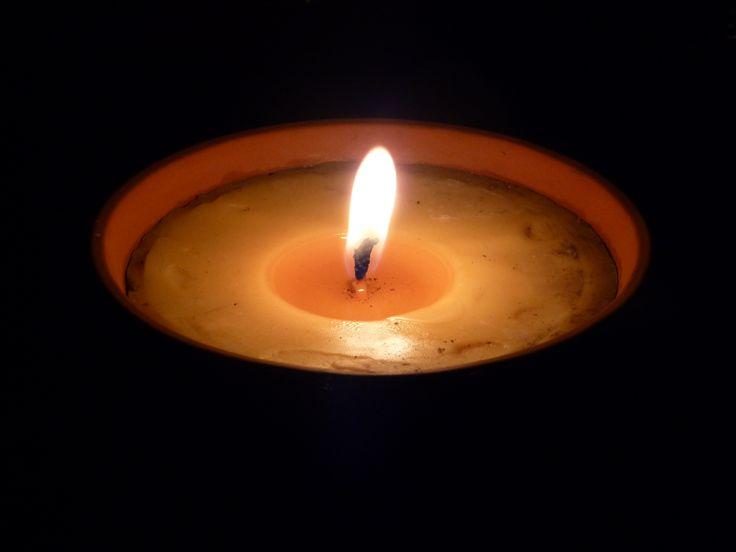 Ronzone, una luce nella notte