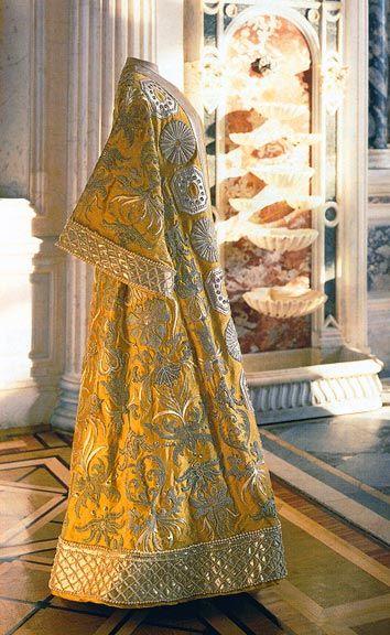 Masquerade Costume of Empress Alexandra Feodorovna  1903