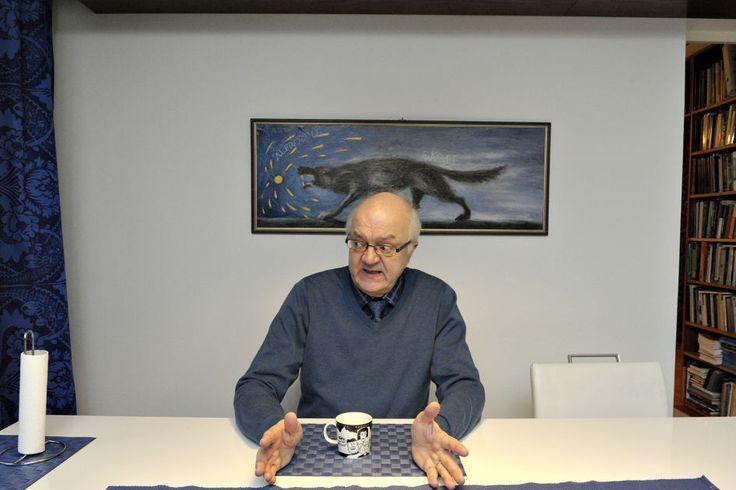 Henkilökuva: Lastenpsykiatri Jari Sinkkonen oli äkkipikainen ja äreä isä – nyt hän kehottaa muita tekemään toisin kuin hän itse