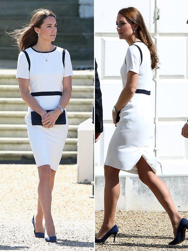Die Diät von Kate Middleton für eine schlanke Figur