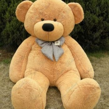 78″ Giant Teddy Bear
