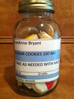 Sugar Dot Cookies: Get Well Soon Sugar Cookies by Bird's Bites