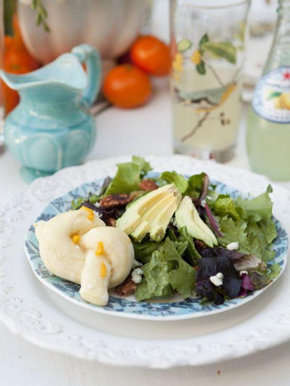 Louças especiais + comida saborosa = combinação perfeita para o dia das mães!