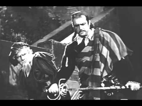 Gobbi  e Neri - Rigoletto/Sparafucile  - Quel vecchio maledivami