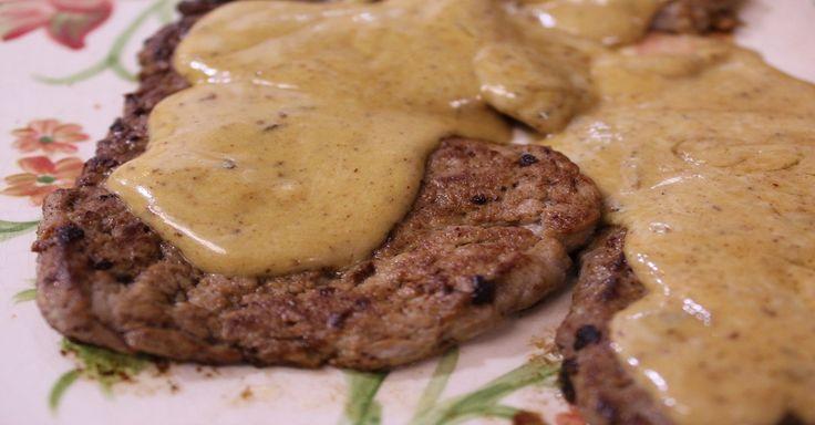 Não Perca!l Já experimentou carne com molho de mostarda? É uma delícia! - #