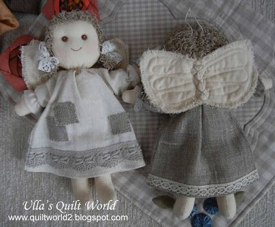 Ulla's Quilt World: Doll and Teddybear quilts etc.