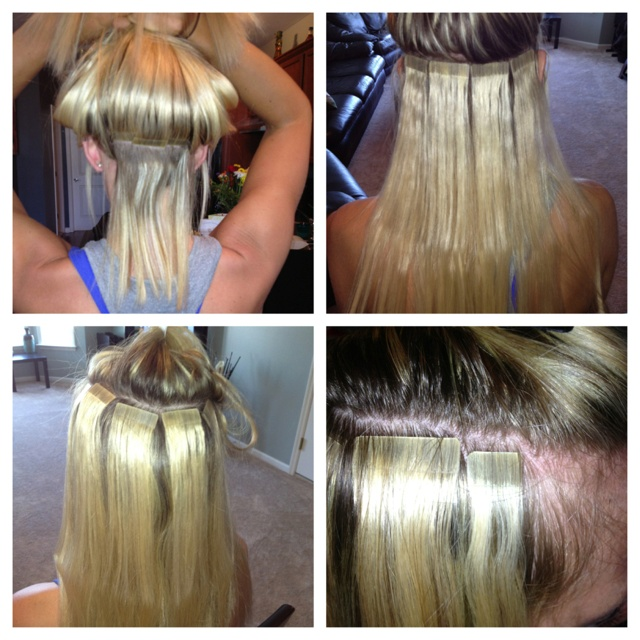 39 best hair extensions images on pinterest hair beauty braids tape in extensions by dee marie in the convenience of your own home dmibeauty servicing pmusecretfo Gallery