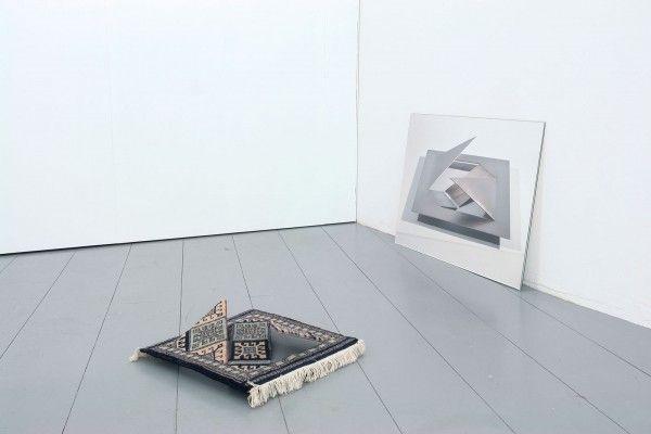 Oscar Abraham Pabon, Sculptural Tradition II, 2013