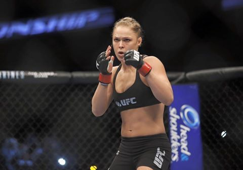 Ronda Rousey Powered by Chiropractic