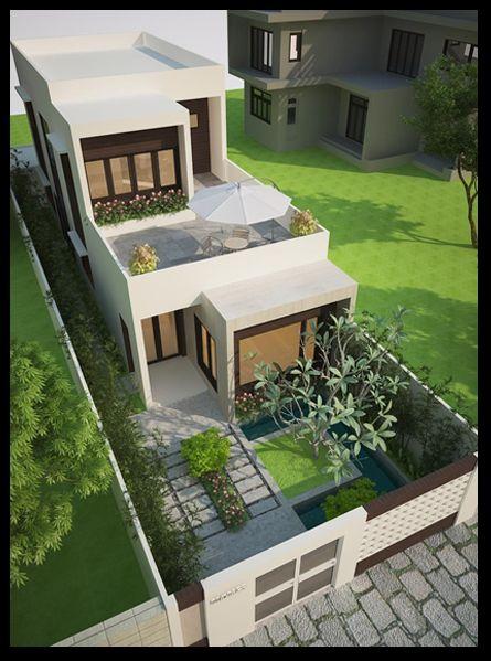 Mẫu nhà phố đẹp 1 tầng diện tích 4.5x16.5m rất phù hợp với các gia đình bình dân ngoại thành của TP HCM và các tỉnh lân cận. Với tài chính đầu tư rất mềm mại quý khách hoàn toàn làm chủ mẫu nhà đẹp này trên lô đất của mình và lợi thế về cảnh quan tự nhiên khi tránh xa môi trường tù túng chật chội nơi phố thị là tiêu chí để chuyển hóa kiến trúc hiện đại này thành hiện thực...