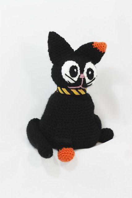 Bad Hat Cat: Jiji Cat